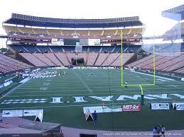 Aloha Stadium Orange B Rateyourseats Com