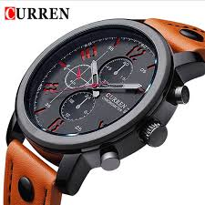 aliexpress com buy new hot curren luxury casual men watches aliexpress com buy new hot curren luxury casual men watches analog military sports watch quartz male wristwatches relogio masculino montre homme from