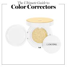 Lancome Concealer Color Chart The Best Color Correctors For Every Skin Issue And Skin Tone