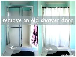 cleaning sliding door tracks shower easy way to clean image best track