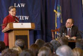 UConn Law Remembers Ruth Bader Ginsburg - UConn Today