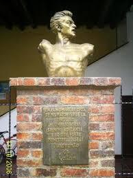 File:Busto de Jose Antonio Galán en Guaduas.jpg - Wikimedia Commons