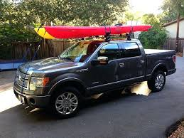 Truck Kayak Roof Rack Truck Roof Rack D Thing Truck Bed Rack For ...
