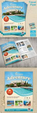47 Best Travel Flyer Images Graph Design Page Layout Charts