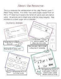 Reproducible activities to teach spelling, phonics, and vocabulary edward b. Jolly Phonics Worksheets Teachers Pay Teachers