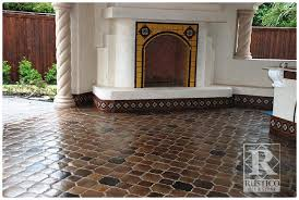 Manganese Saltillo Tile In Riviera   Saltillo Flooring   Saltillo  Terracotta Tiles