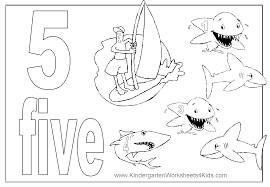 Small Picture Number 5 Coloring Page Free Printable Coloring Pages Coloring