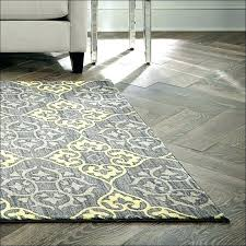 gray area rug rugs living room and yellow grey solid 8x10 modern blue carpet