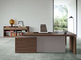 wooden office desks. Modren Desks Rectangular Wooden Office Desk SESSANTA  Executive By PROF In Wooden Office Desks S
