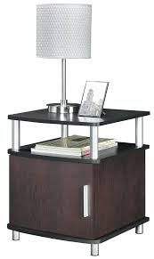 black end tables with storage end table furniture side accent wood modern coffee sofa living room black end tables with storage