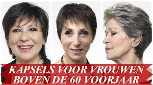 Chique Kapsels Voor Vrouwen Boven De 60 Voorjaar 2018
