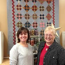 25 best Quilt Shops images on Pinterest | Calendar, Celebrations ... & Patchalot More: Sheryl Johnson, owner of Temecula Quilt Company, and Marcie  Patch- Adamdwight.com