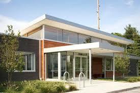 modern office exterior. Small Office Building Design For Modern Exterior Ideas 5