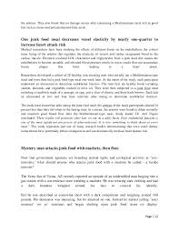 stop eating fast food essay why you should not eat junk food persuasive essay