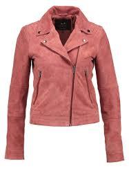 modström leona leather jacket dried poppy women leather jackets modstrom jacket gone
