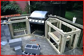 outdoor kitchen tips to build diy bbq ideas kitchenaid microwave kitchens kits outdoor kitchen ideas by diy bbq