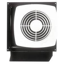 kitchen exhaust fan. Broan 509S Through-Wall Fan With Integral Rotary Switch, 8-Inch 180 CFM 6.5 Sones Kitchen Exhaust H