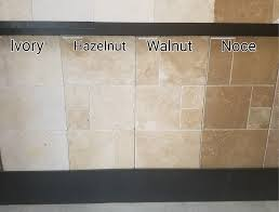 how to compare travertine tile and pavers
