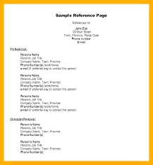 Education Resume Template Word Professional References Job List Of