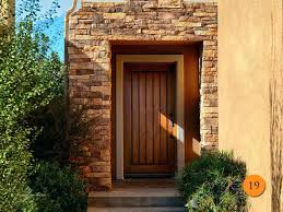 Best Fiberglass Entry Doors 36 X 80 Exterior Andersen With Glass ...