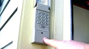 changing garage code how to change door craftsman keypad diagnosis repair opener battery genie g change garage door opener