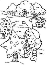 Small Picture rainbow berit coloring Coloring page Rainbow Brite Coloring
