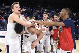 Ncaa Tournament Bracket Reveal Gonzaga Is A Projected 1 Seed Mid