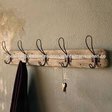 Stylish Coat Rack Unique China Rustic Stylish 32hook Wall Mount Wooden Coat Rack On Global