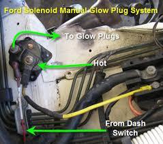 glow plugs going manual peachparts mercedes shopforum