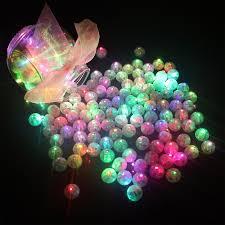 <b>10Pcs</b>/<b>lot LED</b> Light Up Balls Grow In The Dark Tumbler <b>LED</b> ...