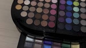 sephora brilliant makeup palette unboxing 2016