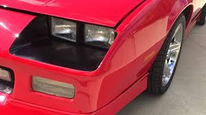 1990 Chevrolet Camaro Iroc Z/28 For Sale w/ 49k miles - YouTube