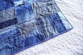 DIY Improvisational Denim Quilt — Sew DIY & DIY Improvisational Denim Quilt | Sew DIY Adamdwight.com