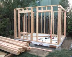 outdoor office plans. Epic Backyard Playhouse First Story Framing Outdoor Office Plans