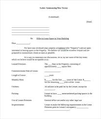 Letter Of Intent Real Estate Actual Property Provide Letter Template Real Estate Offer Purchase ...