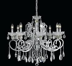 chandeliers aria collection 8 light large crystal chandelier james moder fle chandelier james r moder