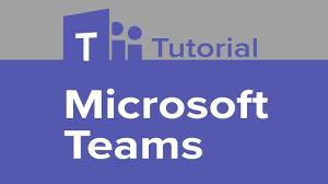 microsoft teams tutorial you