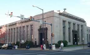 allentown post office art deco office building