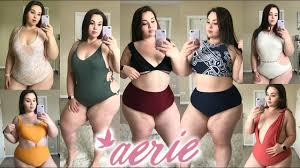 Aerie Swim Size Chart Will It Fit Aerie Swimwear 2018 American Eagle Try On Haul