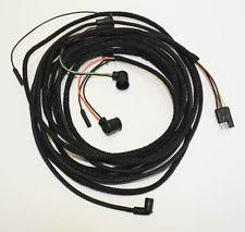 mustang tail light harness 1966 mustang tail light wire fastback correct boots wire harness loop fits