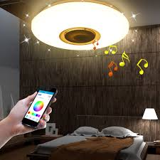 rgb led starlight ceiling light with