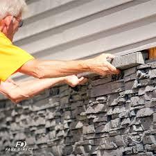 exterior fake stone wall panels. fd stone installation exterior fake wall panels t