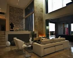 Awesome Brown Living Room With Modern Furniture Various Kinds Of Modern Furniture Idea