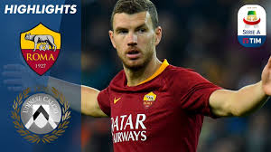 VIDEO Roma vs Udinese (Serie A) Highlights