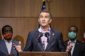 Virginia Gov. Ralph Northam Introducing Legalization Of Marijuana In 2021