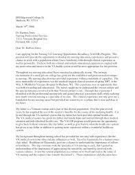 sample cover letter for nurse residency program cover letter sample cover letter for nurse residency program