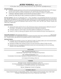 Domestic Engineer Resume Sample Best Of Sample Resume For Environmental Engineer Resume Environmental Sample