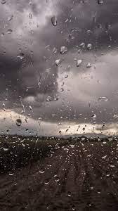 Rainy Window Nature Water Drop Road ...