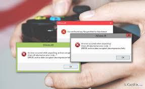 how to fix isdone dll error