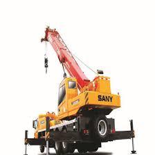 Sany Mobile Truck Crane Stc250h 25 Ton Lifting Capacity